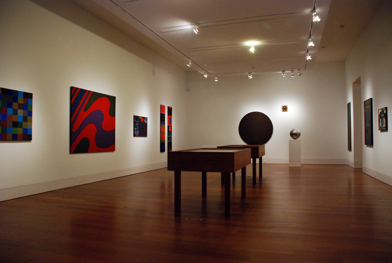 kaleidoscope: changing views of the permanent collection